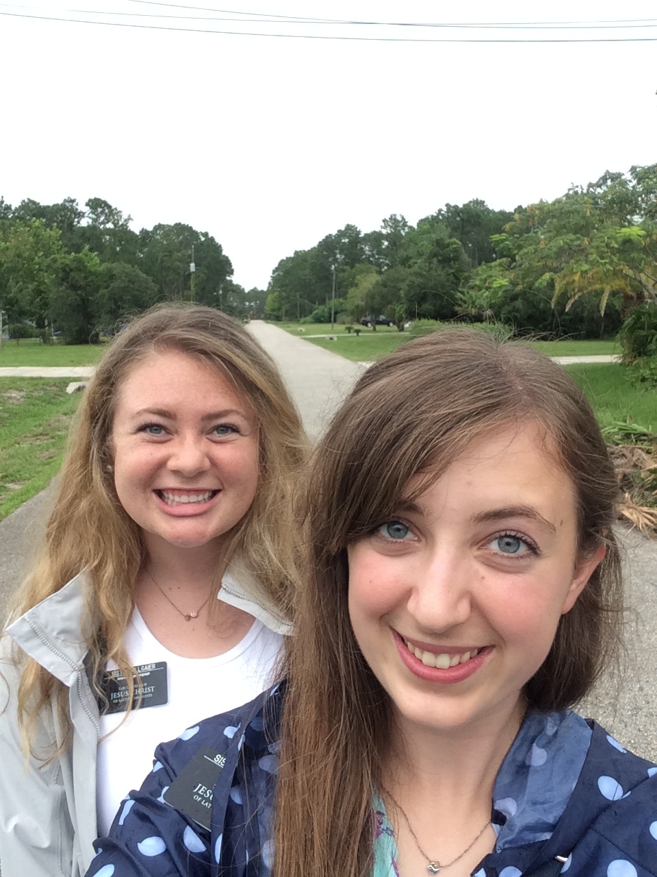 Oh and we survived transfers. Sister McConnell and I are staying in St. Augustine Shores for another transfer!!