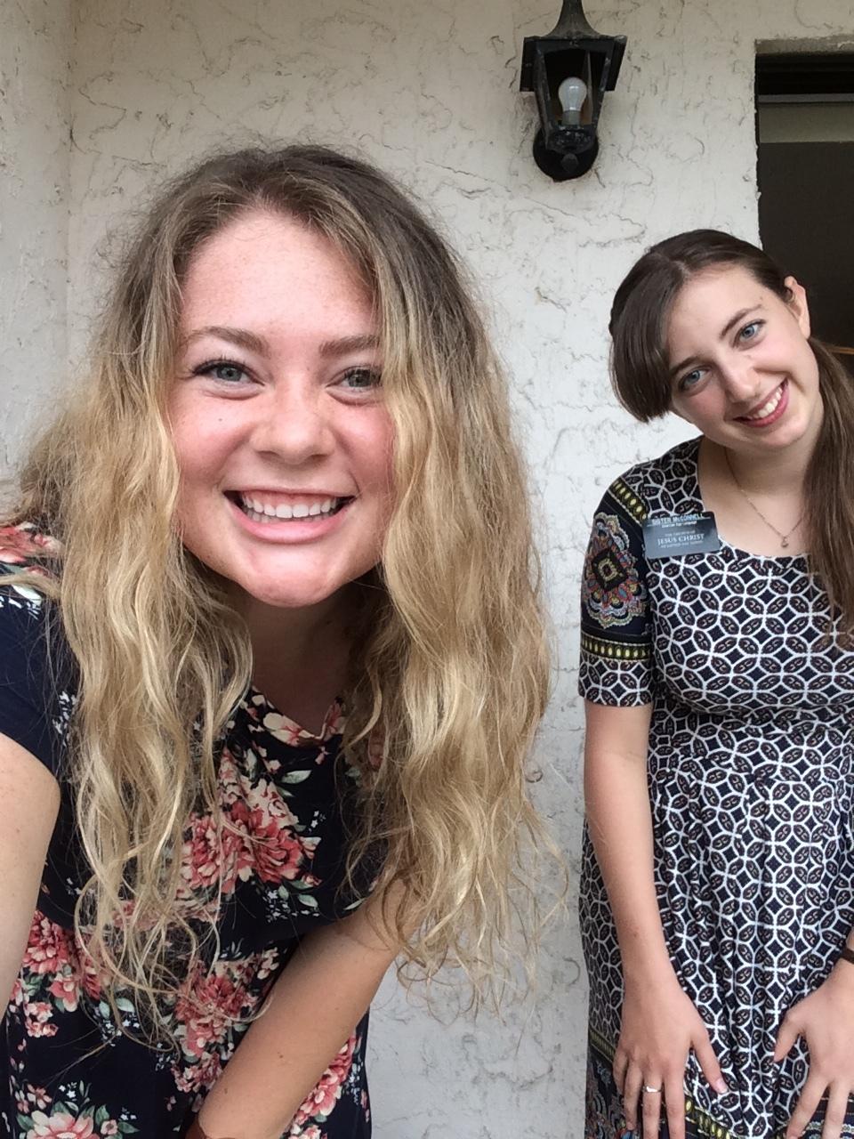 General Conference selfie
