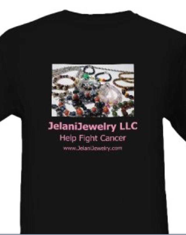 JelaniJewelry HATES CANCER