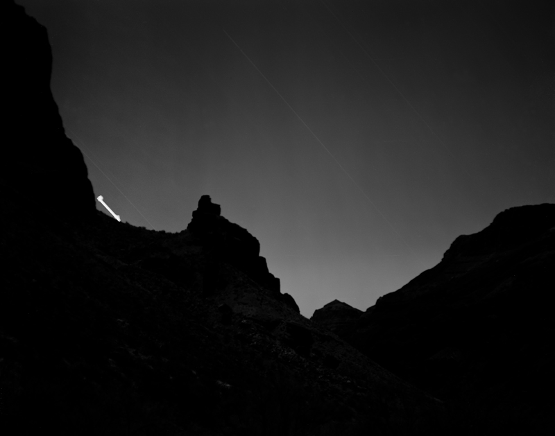 Half Moon Rise, Grand Canyon, AZ 2011