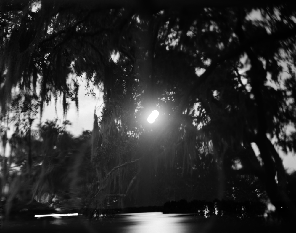 Supermoon over Skidaway River, Isle of Hope, GA 2012