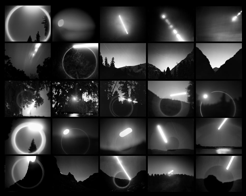 Lunar Traces