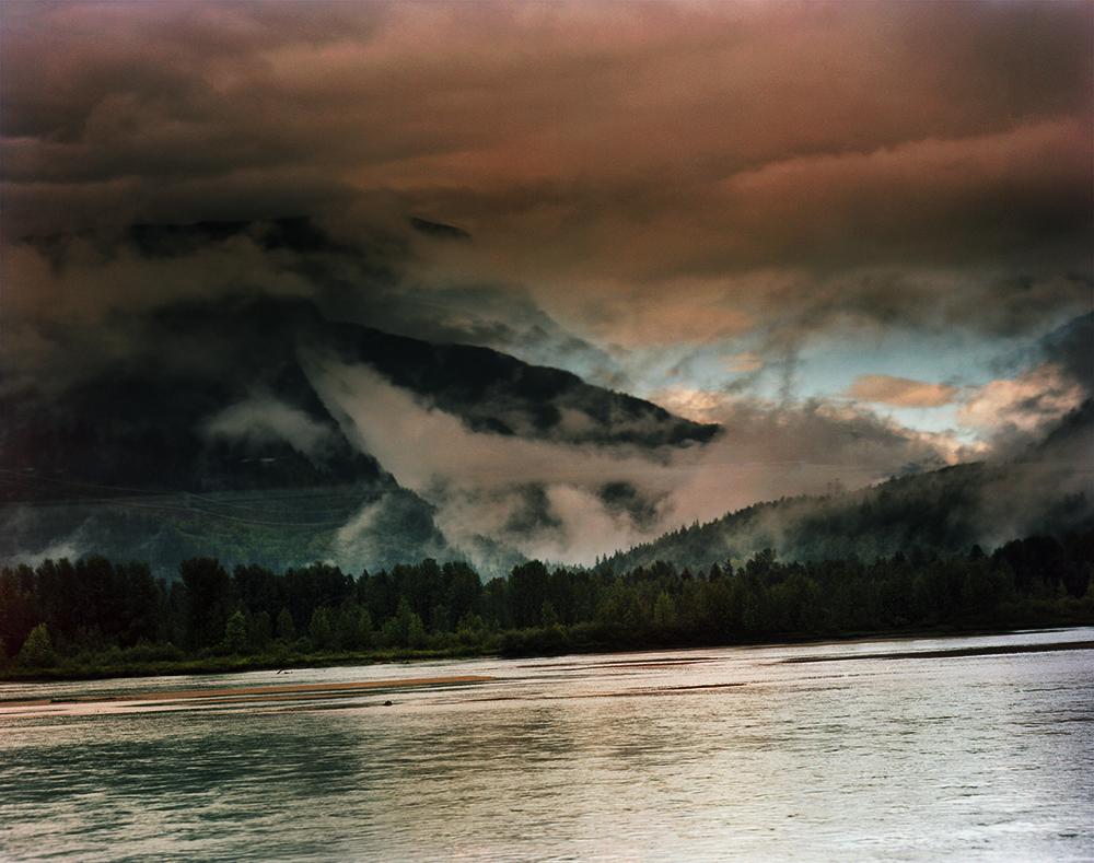 Columbia River, Revelstoke, British Columbia, Canada 2018