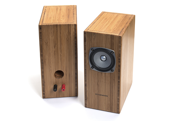 Check out our review in TONEAudio, March 2015   http://www.tonepublications.com/review/blumenstein-audio-2-2-channel-speaker-package/