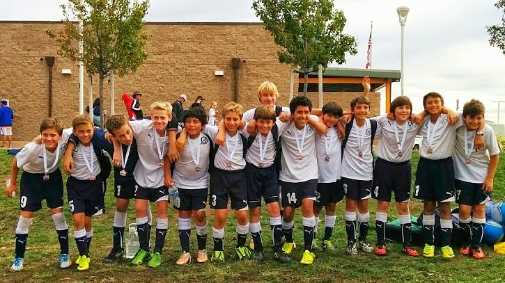 Sharks 01 at the Fall 2014 District Cup