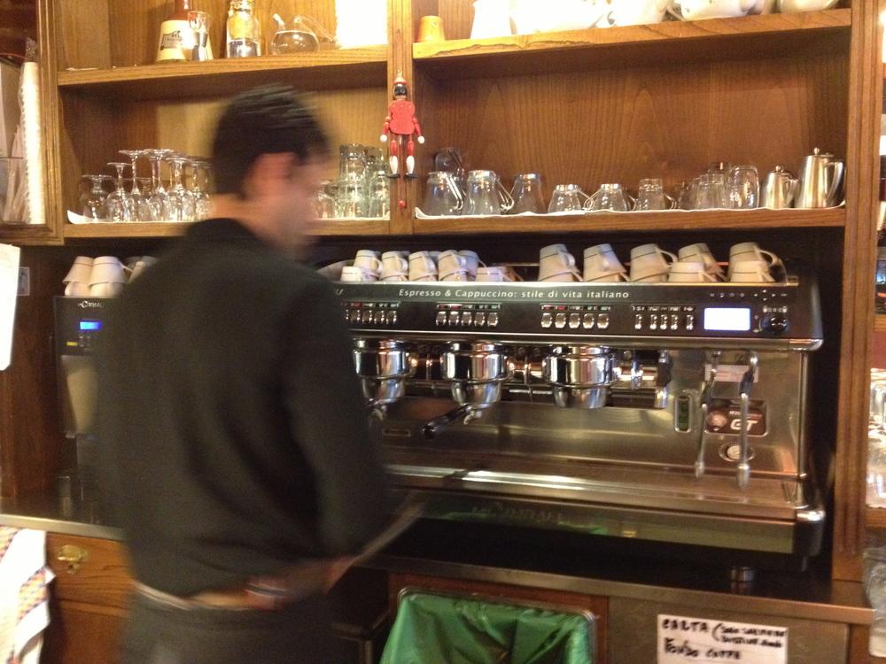 Café in Greve-in-Chianti