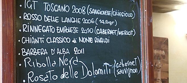Volpe e L'uva near Ponte Vecchio