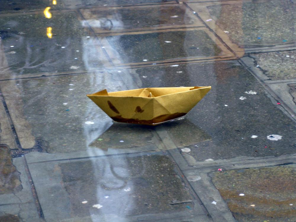 Venice float