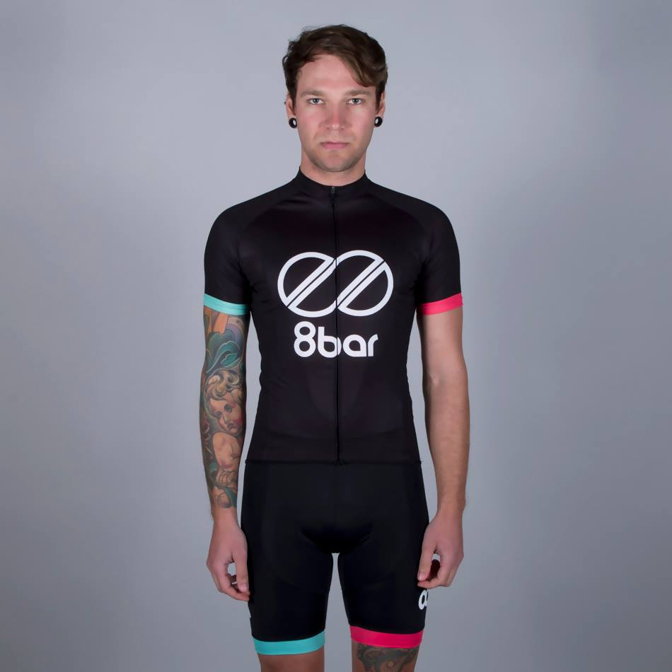 The Rookie Set contains a jersey and bib short.