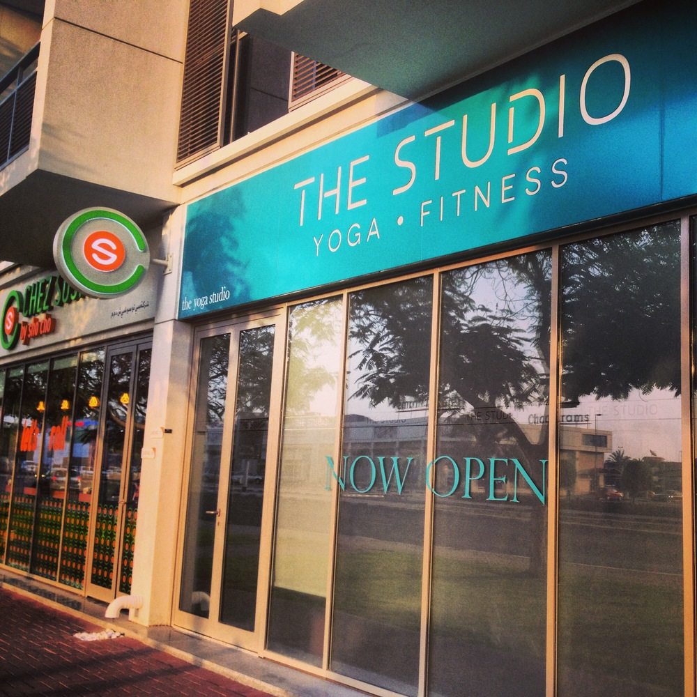 he Studio at Wasl Square  Right next to Chez Sushi on Al Wasl Road,  Dubai, UAE  Tel: +9714 3467 110  Weekdays: 07.00-21.30  Saturdays: 08.00-17.00