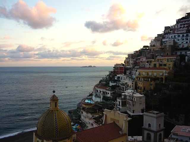 Who wouldn't want to go to Positano?