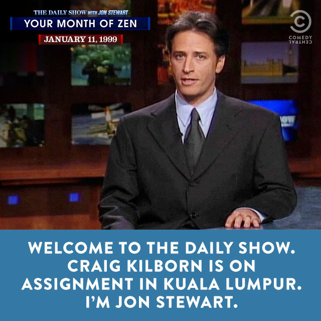 How it all began (Photo credit: Comedy Central)