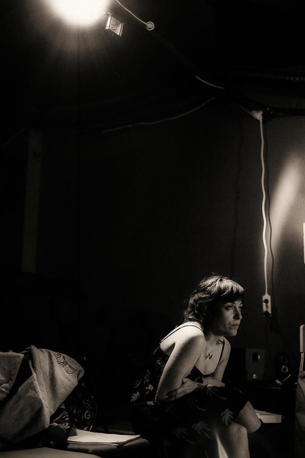 Alda Lozano. Dirección y dramaturgia. Post stella 2017