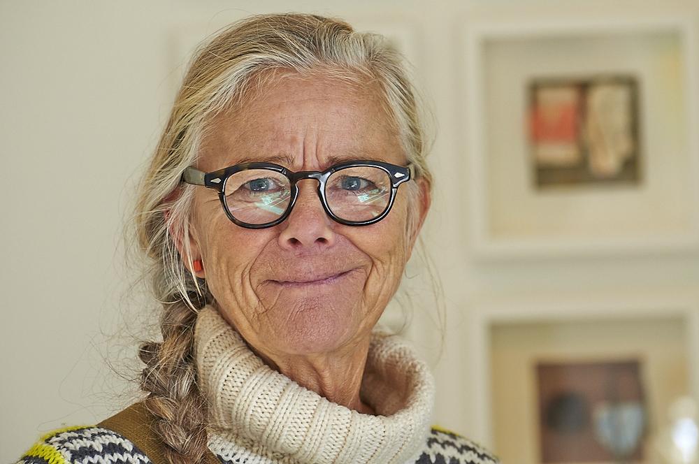 Britta Bauer i Kammergalleriet