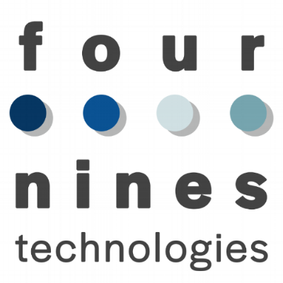 Four Nines Logo White.png