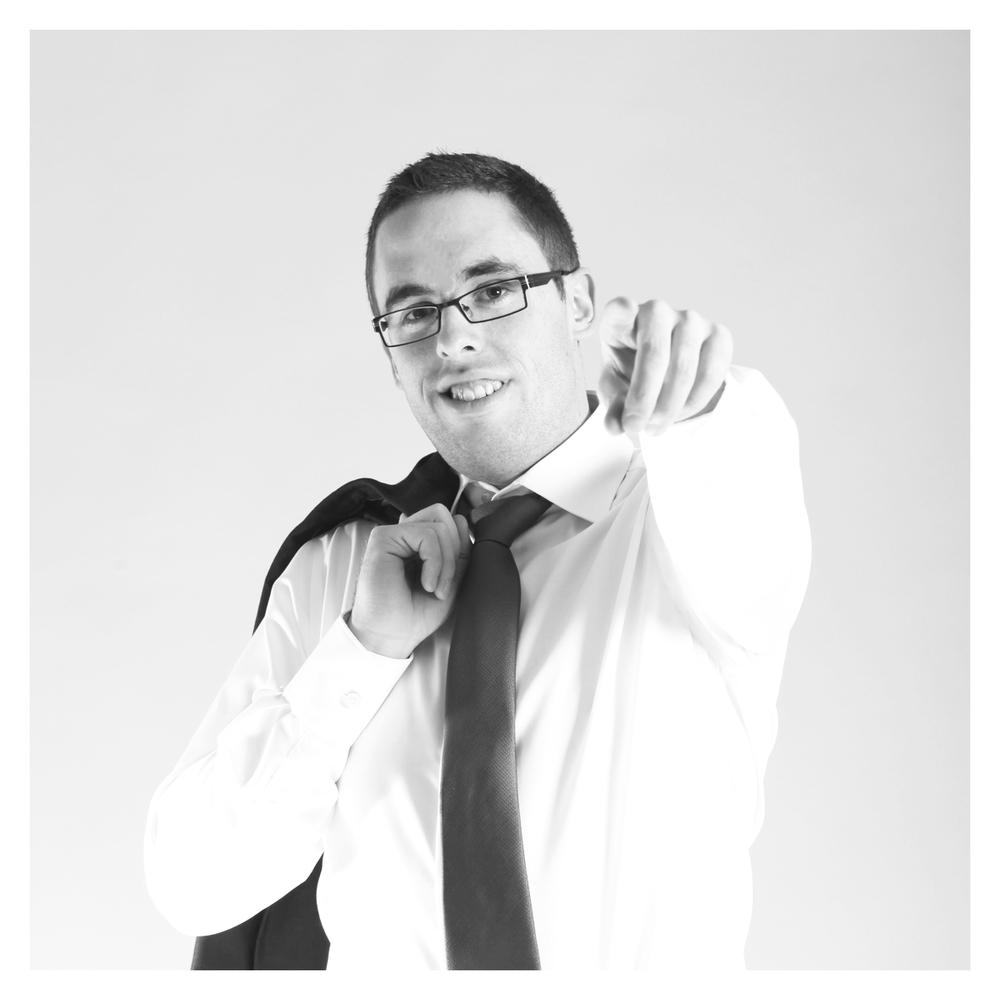 Yan Chénier (Vp Finances & Partenaires)