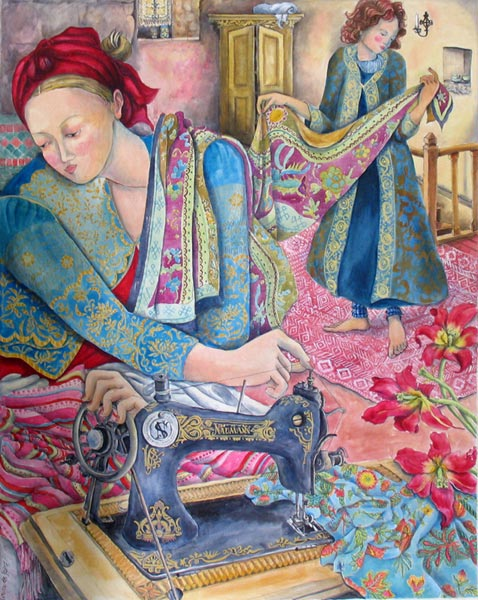 """The Seamstress"""