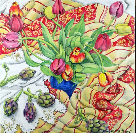 """Tulips and Artichokes"""