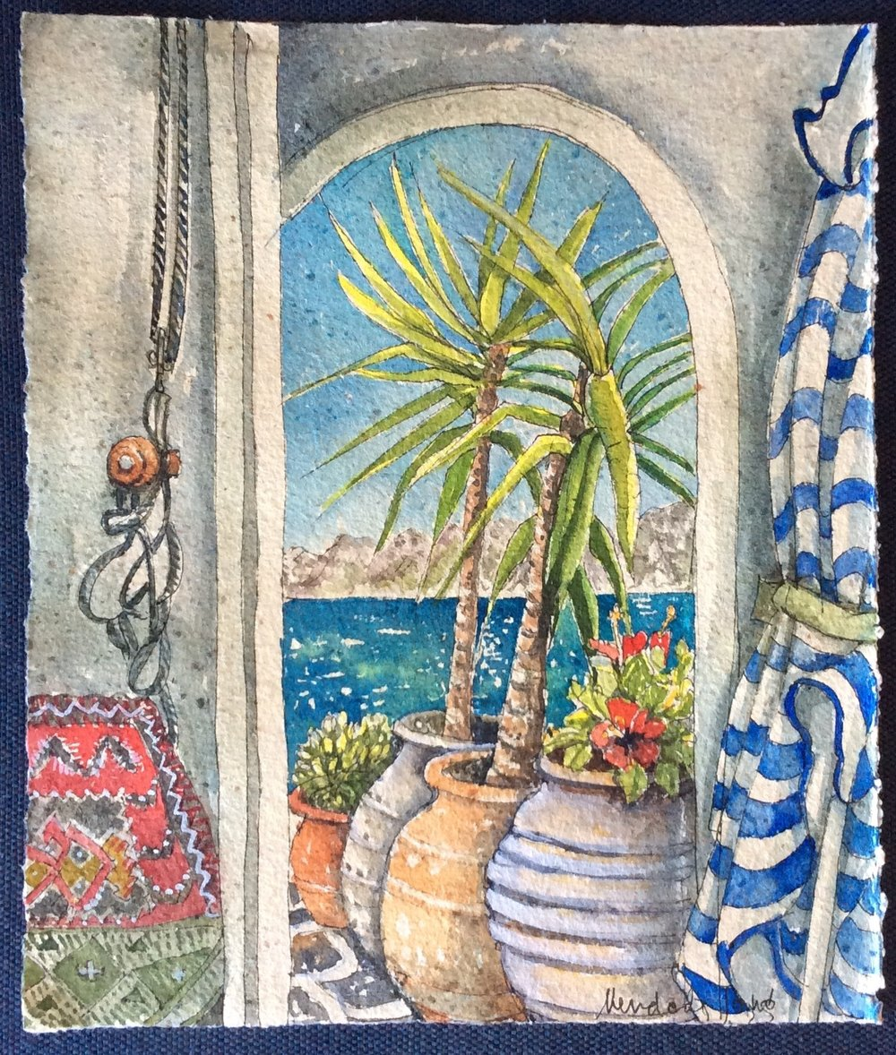 Pots and Palms