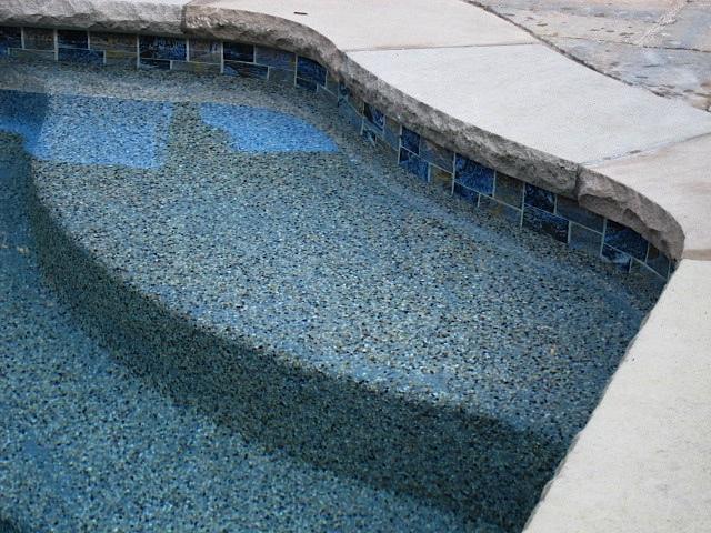 6x6 Bullnose Pool Tile Classic Pool Tile Swimming Pool