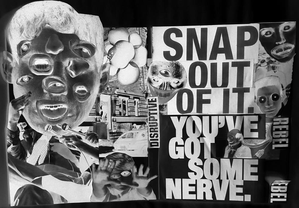 You've got some nerve (2017)