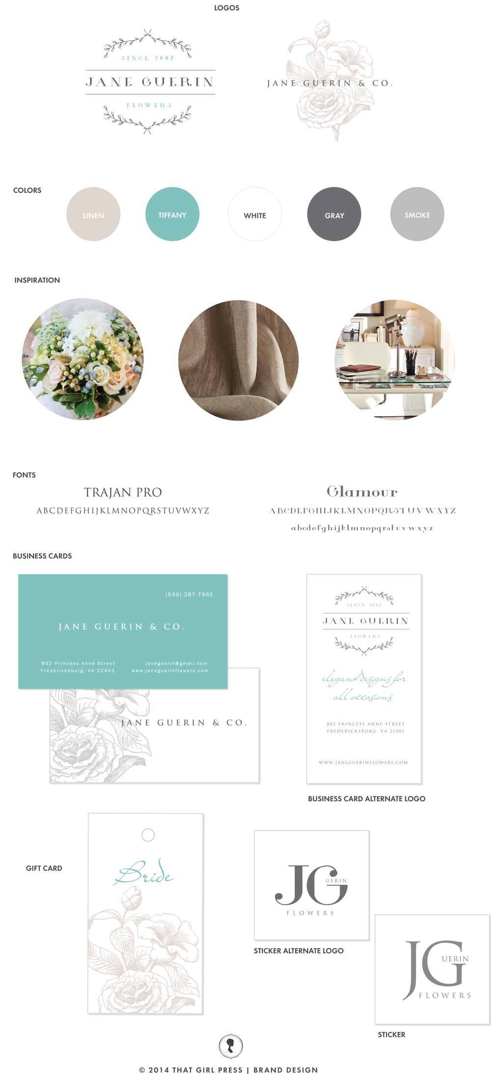 2014 branding sheet