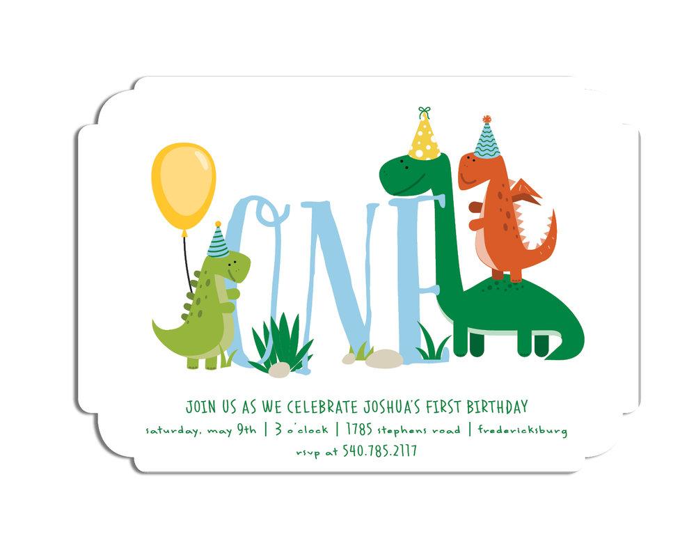 Dino Party for SimplytoImpress