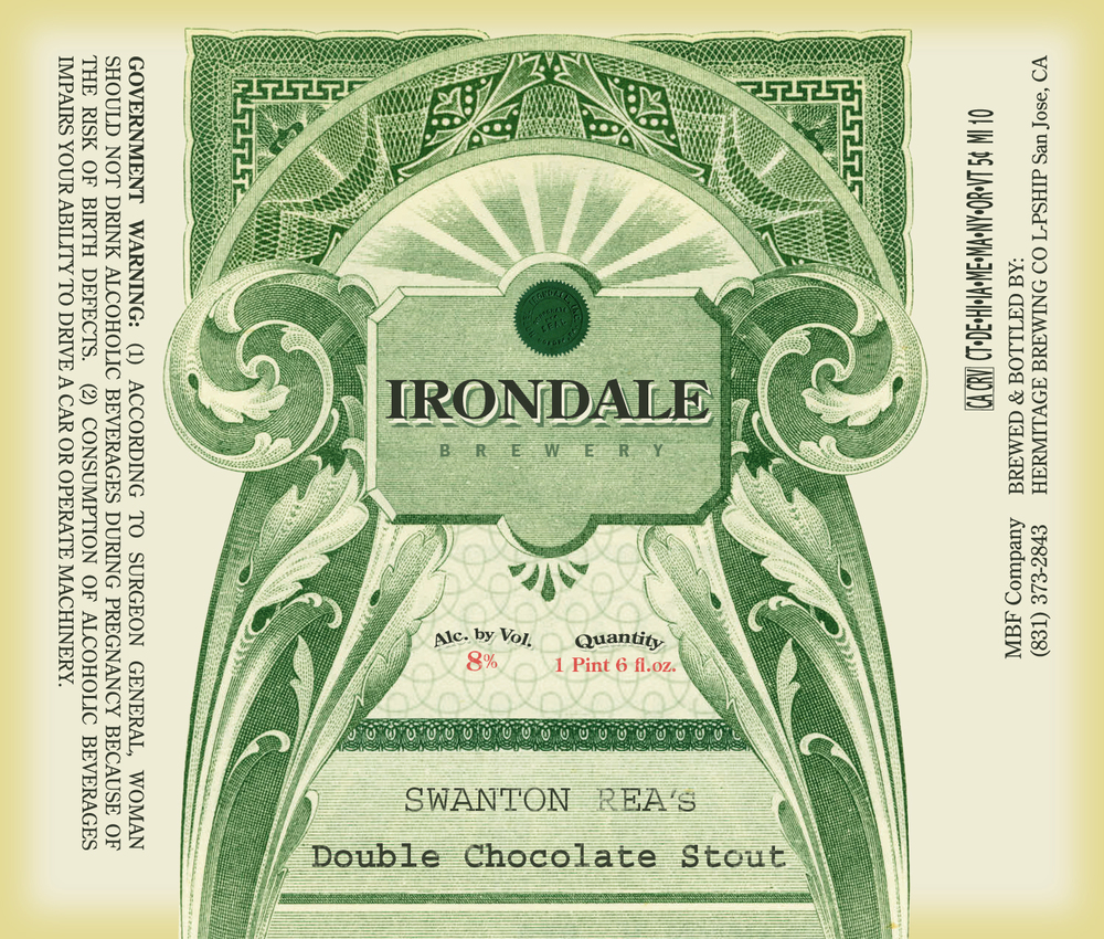 Irondale Double Chocolate Stout
