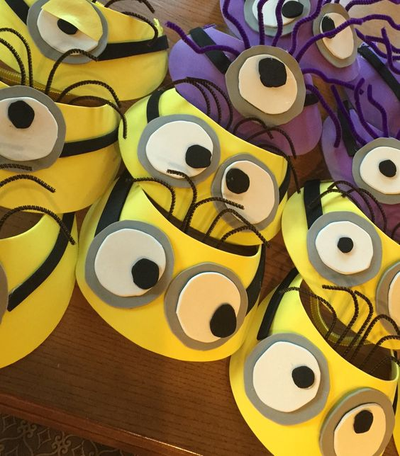 Evil Minion Hats from Wonder Kids
