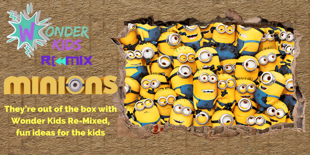Minions are out of the box