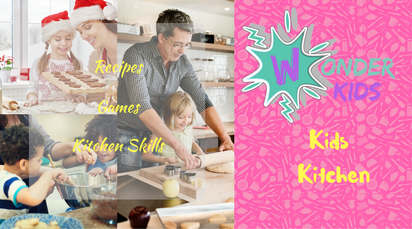 Wonder Kids, Kids Kitchen