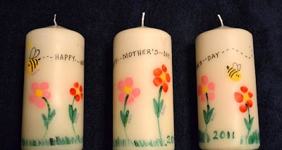 Home Made Candle Designs Wonder Kids
