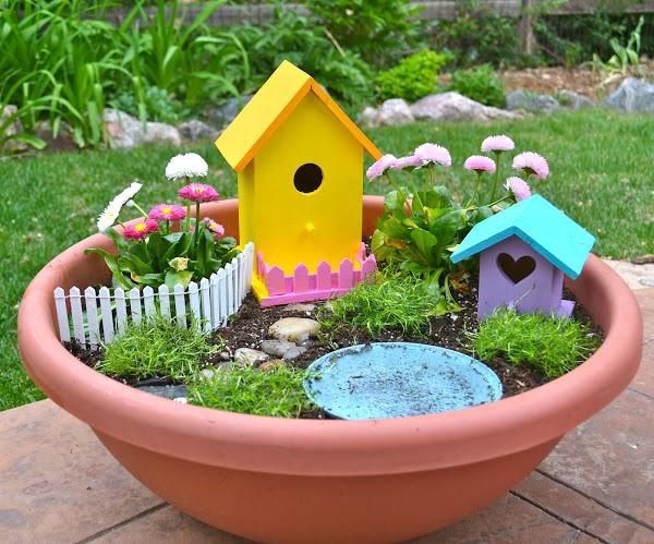 Fairy Garden from Wonder Kids