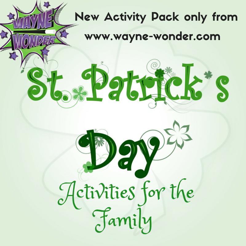 St Patricks Ideas