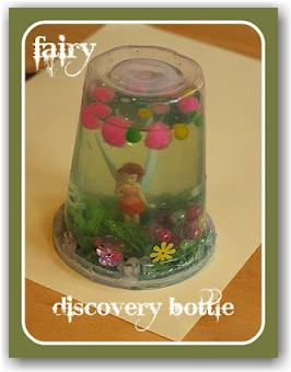 fairy Discovery bottle from Wonder Kids