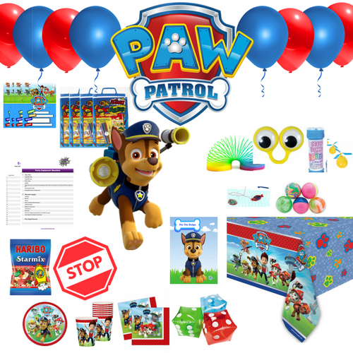 Paw patrol Party Box