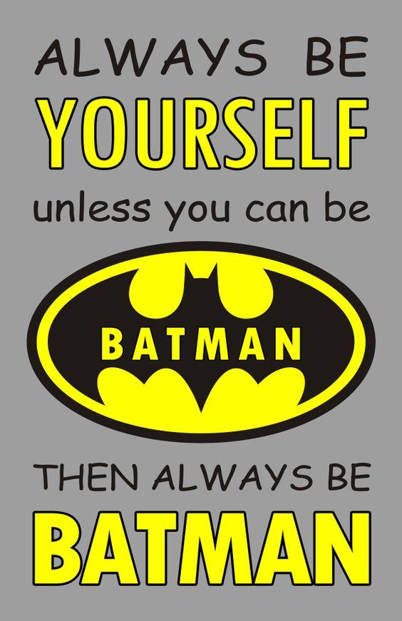 Batman for Grown Ups Wonder Kids