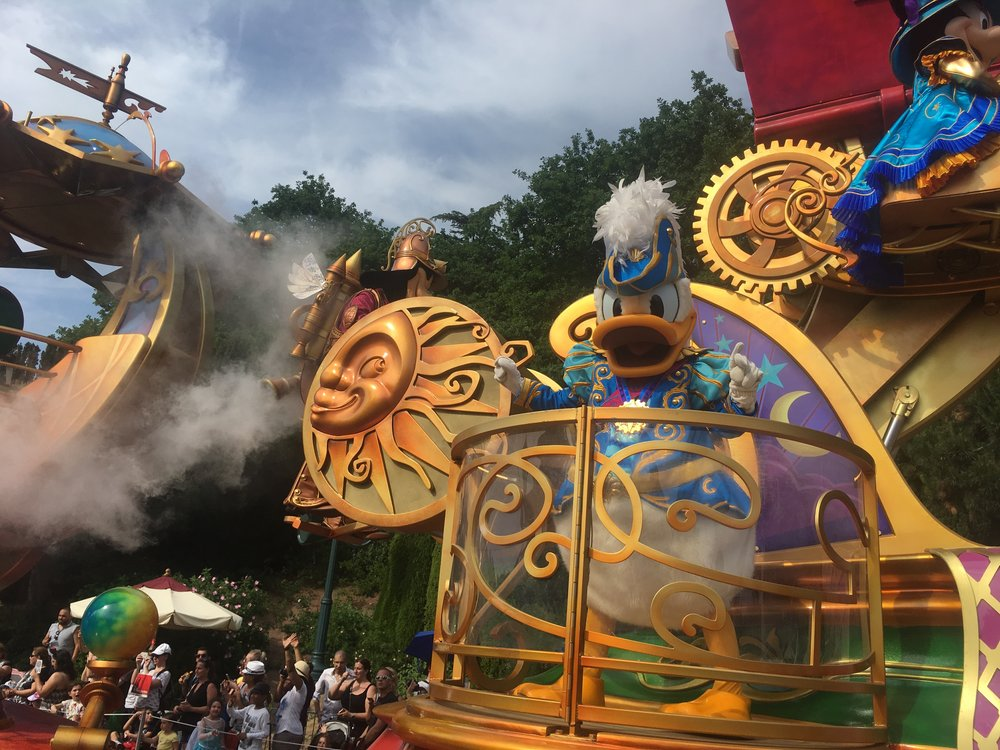Wonder Kids Disneyland Paris 2017 review