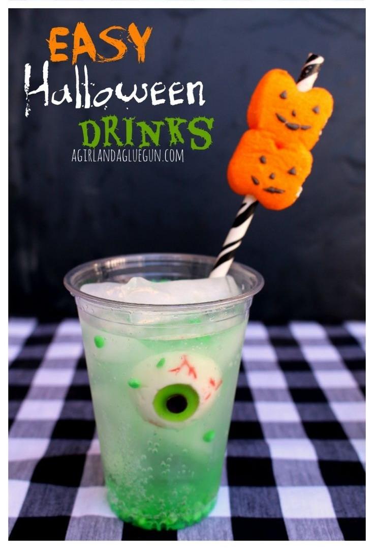Spooky Soda