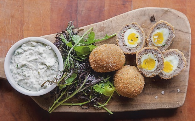 Alice's Scotch Eggs