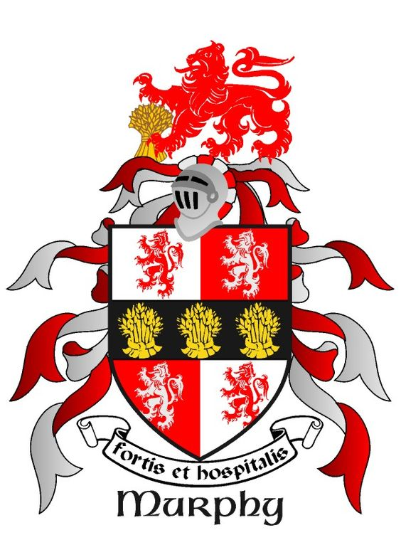 Murphy coat of arms Wonder Kids