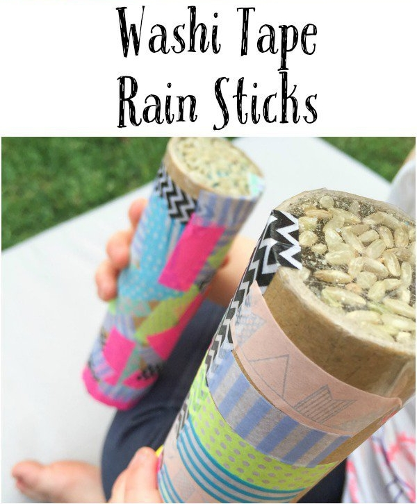 Click here to make Rain Sticks