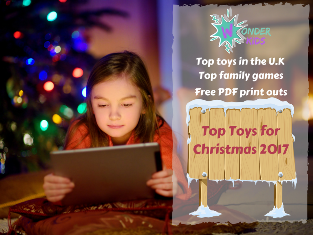 Christmas  - Technically it's in Winter but get ahead of the game with our list of this years must have toys!
