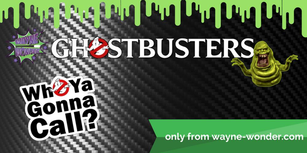 Ghostbusters Fun