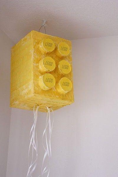 Lego Box Piñata