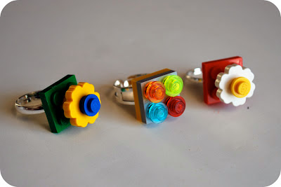 Lego Rings from Wonder Kids