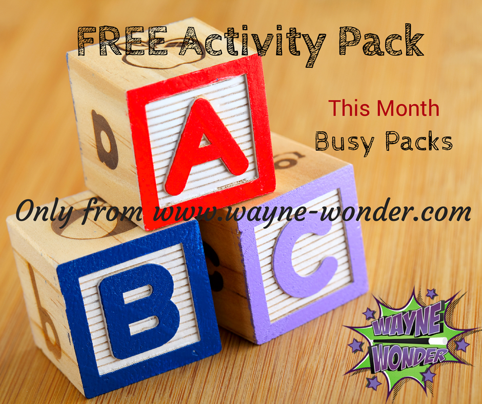 Lego Busy Packs