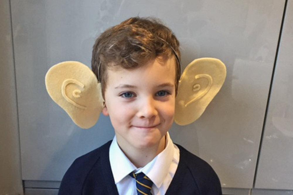BFG Ears World Book Day Wonder Kids
