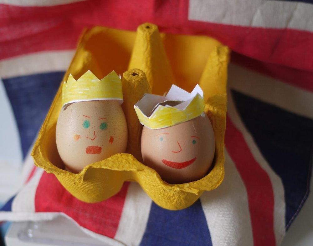 Right Royal Cress Heads Wonder kids
