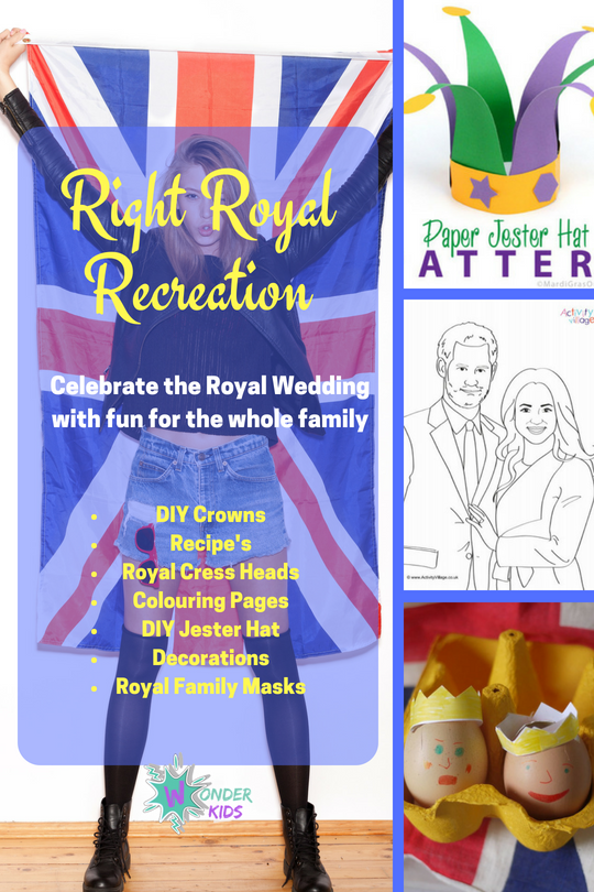 Right Royal Recreation from Wonder Kids
